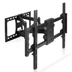 best full motion tv wall mounts best tv mount. Black Bedroom Furniture Sets. Home Design Ideas